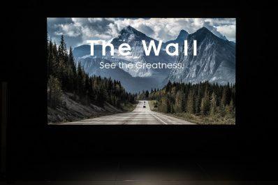 Samsung lance son écran « The Wall Professional » pour l'industrie commerciale au salon InfoComm 2018