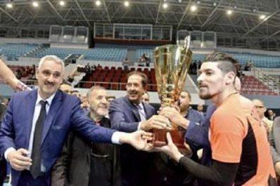 Finale de la coupe d'Algérie de Volley-Ball: Le trophée pour le GS Pétroliers