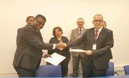 Algérie- Afrique du Sud/ technologie spatiale: signature d'un mémorandum d'entente