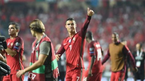 Buteurs: Cristiano Ronaldo toujours loin devant