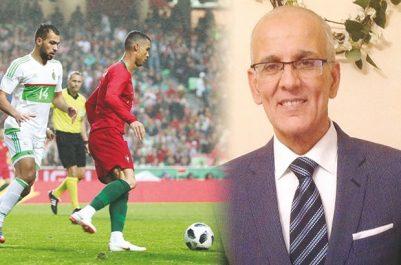Rencontre PORTUGAL-ALGÉRIE : L'écart du commentateur de l'ENTV