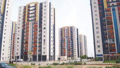 Mostaganem : Coup d'envoi de la réalisation de 1100 logements AADL