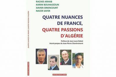 Dédicace de Xavier Driencourt à la Librairie du Tiers Monde le 23 juin à 14h