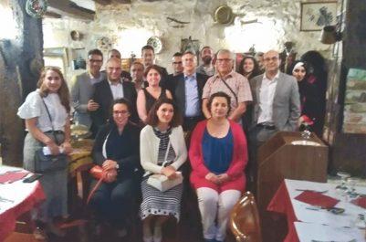 Parrainé par l'ambassadeur d'Algérie en France : Un f'tour LPP à Paris