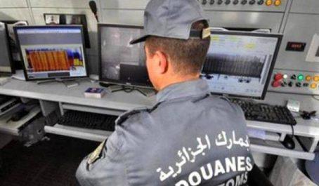 Saisie de devises à l'aéroport d'Alger