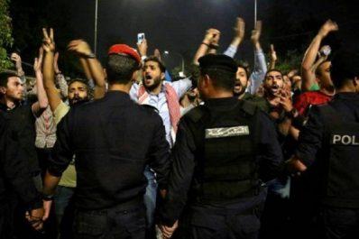 Contestation en Jordanie: le roi Abdallah II appelle à une révision d'une réforme fiscale