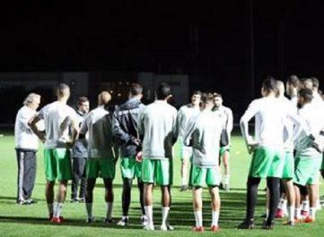 Le championnat d'Algérie les 29 et 30 juin