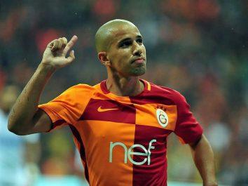 Galatasaray: Feghouli courtisé en Chine, en Arabie saoudite et au Qatar