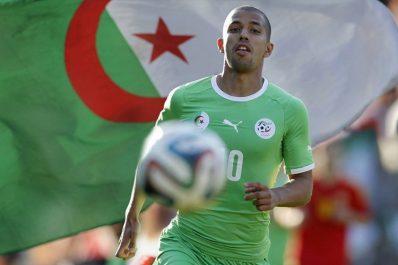 """Feghouli sur Madjer:""""Je ne connais pas quel type d'entraîneur il est"""""""