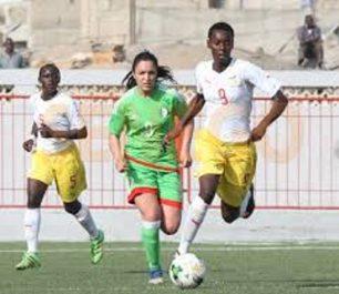 Foot/CAN 2018 Dames: la sélection algérienne à pied d'œuvre à Accra (Ghana)