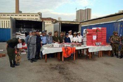 Lutte contre le trafic de drogue: Le nouveau front de l'armée