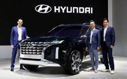Hyundai Motors : HDC-2 Grandmaster, langage du futur design des SUV Hyundai