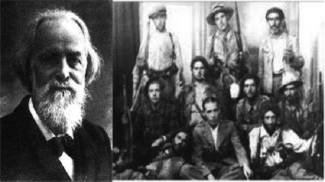 La déportation des anarchistes français à la ferme de Tazrout à Ténès