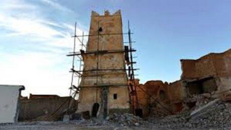Patrimoine: Réhabilitation de la mosquée El-Atik de N'goussa