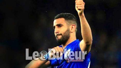 Manchester City: Mahrez bientôt officialisé