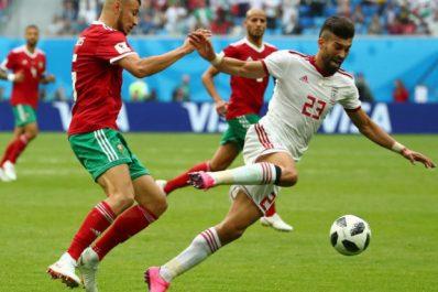 Coupe du Monde 2018: L'Iran piège le Maroc à la dernière seconde