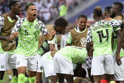 CdM 2018 : Le Nigéria s'offre l'Islande !