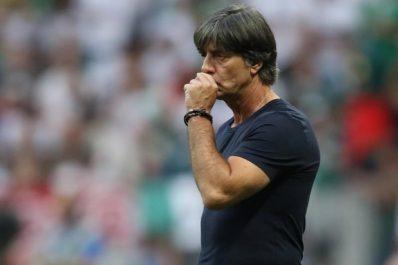 Pour Löw, l'Allemagne ne sera pas éliminée