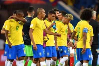 Une première pour le Brésil depuis 1978 !
