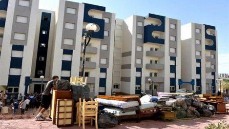 Le projet des 500 logements sociaux en phase d'achèvement: Plus de 4.000 demandes à étudier à Aïn El Turck
