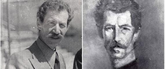 Hommage au peintre algérien M'hamed Issiakhem