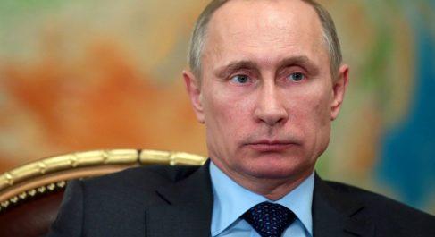 Poutine : les militaires russes se trouvent en Syrie pour assurer les intérêts vitaux de la Russie