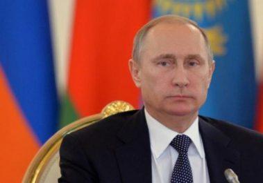 Cinq ans après l'annexion : Poutine vante la «sécurité énergétique» apportée à la Crimée