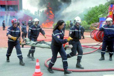 Oran prépare la saison estivale: 400 sapeurs-pompiers mobilisés