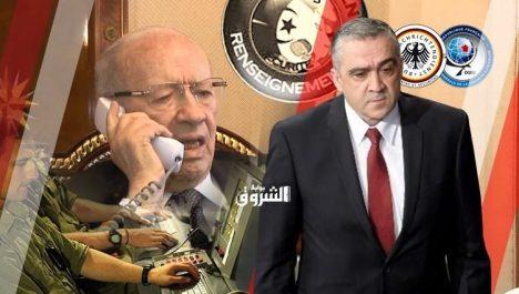 Des renseignements algériens déjouent un coup d'Etat en Tunisie