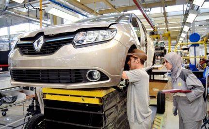 TVA pour les usines de montage de véhicules : Renault se rebiffe contre la mesure décidée