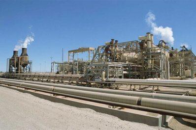 Illizi: 3.600 milliards investis dans le champ gazier Tabankort