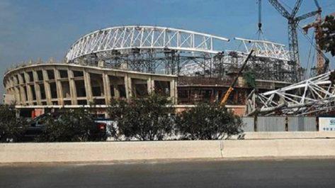 Les stades de Baraki et de Douéra seront réceptionnés dans les délais convenus