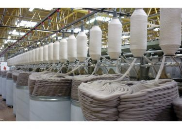 Textile : Tayal effectue sa première exportation de produits semi-finis