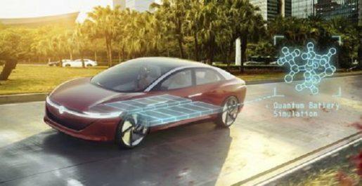 Technologie : Volkswagen teste l'informatique quantique pour la recherche sur les batteries
