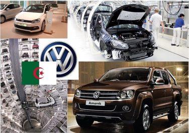 Nouvelle taxe sur les véhicules montes en Algérie : Volkswagen menace de ''plier bagages''