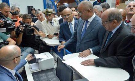 Retrait des documents administratifs à distance : les APC s'ouvrent à l'ère du numérique