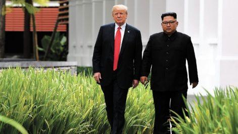 Avant le sommet Kim Jong Un-Donald Trump : La Corée du Nord à «un tournant», disent ses médias
