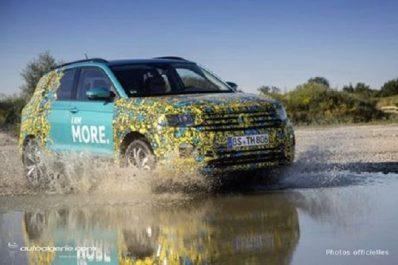 Volkswagen Group : Premières informations officielles du Volkswagen T-Cross