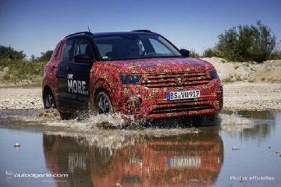 Marché automobile mondial : Le nouveau T-Cross sera fabriqué dans l'usine de Volkswagen Navarra