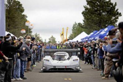 Goodwood «Festival of Speed 2018'» : La Volkswagen I.D. R Pikes Peak en quête d'un nouveau record