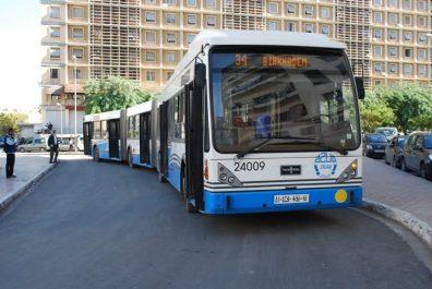 60 bus et minibus Mercedes made in bladi réceptionnés