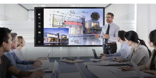 Affichage Digital OLED de LG L'innovation au service des villes intelligentes
