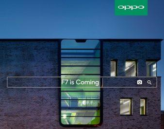 Le premier téléphone au monde équipé d'une caméra frontale de 25MP et AI Beauty 2.0 arrive en Algérie : OPPO lance le tout nouveau F7