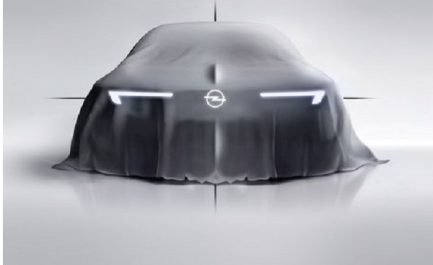 Groupe PSA : Boussole Opel, nouvelle identité du Blitz