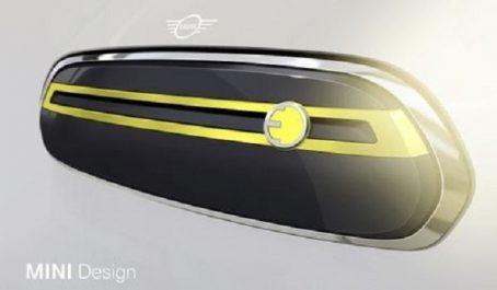 BMW Group : Teasers de la MINI entièrement électrique
