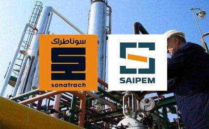 L'Algérie maintient le gel des avoirs de Saipem