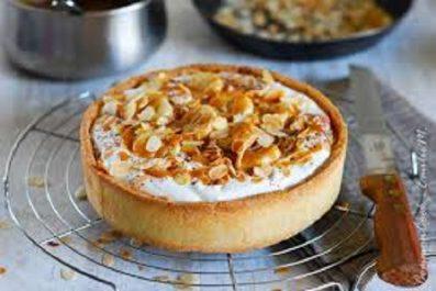 Recette: tarte aux bananes caramélisées