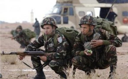 L'armée algérienne fait trembler le Maroc …
