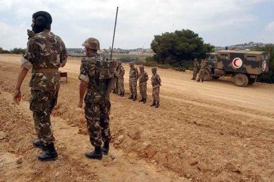 Trois casemates pour terroristes détruites à Oum El Bouaghi