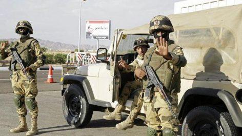 Egypte: douze terroristes tués dans le Sinaï